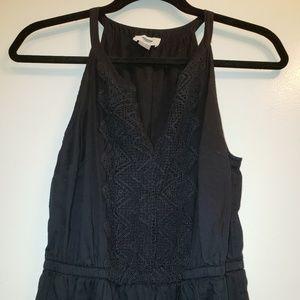 Old Navy Dresses - 🌻 Black Maxi Dress